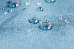 Waterprof fabric Stock Photography