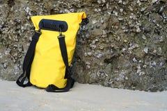 Waterproof bag Stock Photography