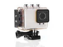Waterproof camera Royalty Free Stock Photos