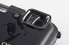 Waterproof kamera Arkivbild