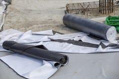 Waterproof rolls Stock Images