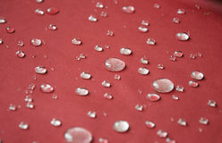 Waterproof textile Royalty Free Stock Photography