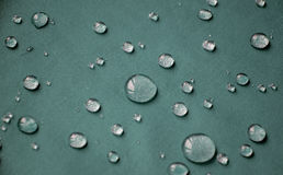 Waterproof textile Royalty Free Stock Photo