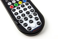 Waterproof TV remote control Stock Photography