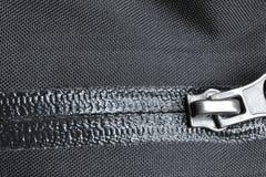 Waterproof zip Stock Photography