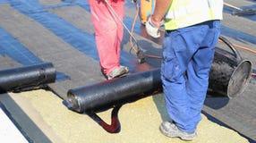 Waterproofing Royalty Free Stock Image