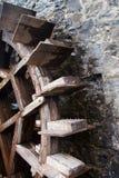 Waterrad stock foto