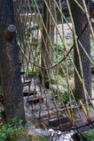 Waterrad in Drie Klovenfamilie Royalty-vrije Stock Foto