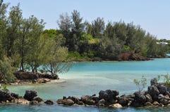 Waters of Bermuda. The Scenic Waters of Bermuda Stock Photography