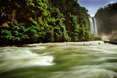 Waters of Maria Cristina Royalty Free Stock Photography