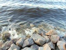 River stones royalty free stock photo