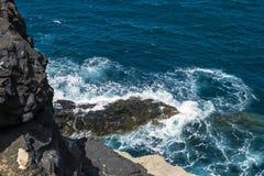 Waterscape costero Fotos de archivo libres de regalías