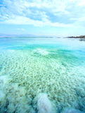 Waterscape Dead Sea In Israel Royalty Free Stock Photography
