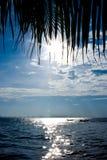 Waterscape di Pattaya Fotografia Stock