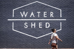 Watershed Stock Photography