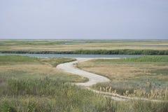 waterside stock foto