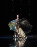 Waterside Canary-Turkey belly dance-the Austria's world Dance Stock Photos