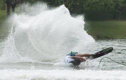 waterski ανταγωνισμού του 2011 ασι&al στοκ φωτογραφίες