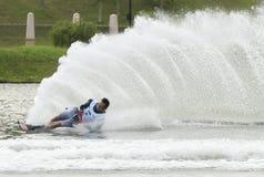 waterski ανταγωνισμού του 2011 ασι&al Στοκ εικόνα με δικαίωμα ελεύθερης χρήσης