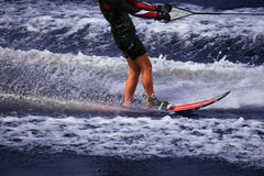 Waterski Fotografie Stock