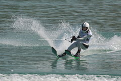 Waterski Royalty Free Stock Photo