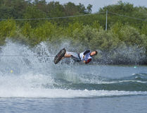 Waterski Royalty Free Stock Image