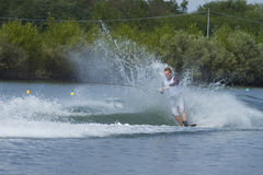 Waterski Royalty Free Stock Images