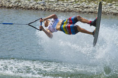 Waterski Obraz Royalty Free