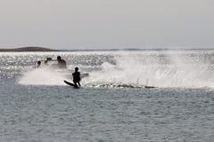 waterski Стоковые Фото