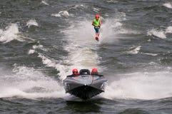 waterski f2 Стоковые Изображения