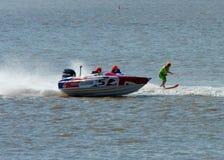 Waterski Racing Stock Photos