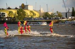 Waterski Show, Hafengeburtstag St. Pauli-Landungsbrücken