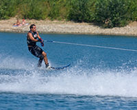 Waterskiier Stock Photo