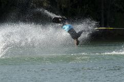 Waterskiing Stock Images