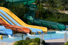 Waterslide Stock Image
