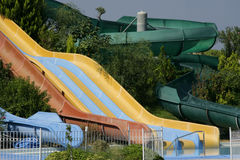 Waterslide Royalty Free Stock Image