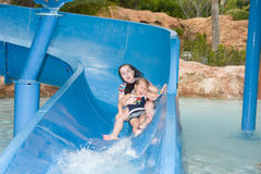 Waterslide Stock Photos