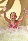 Waterslide Royalty Free Stock Images