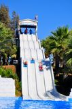 Waterslide Royalty Free Stock Photo