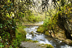 Watersmeet Stock Image