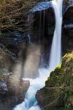 Watersmeet Devon England Fotografering för Bildbyråer