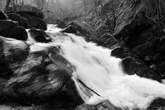 Watersmeet w Devon Zdjęcia Royalty Free
