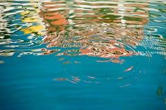 Waterspiegel Stock Afbeelding