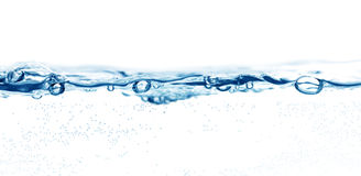 Waterspiegel Royalty-vrije Stock Afbeelding