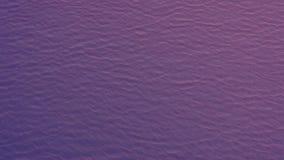 waterspiegelachtergrond op mooie oceaan met de mening van de de oppervlaktetextuur van de golvenhorizon stock video