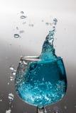 Watersplase Stock Foto