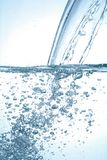 Watersplash Stock Photos