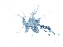 Watersplash Abstract Stock Images