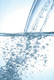 Watersplash water splash fresh drop Stock Photo