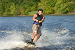 Watersport photographie stock libre de droits